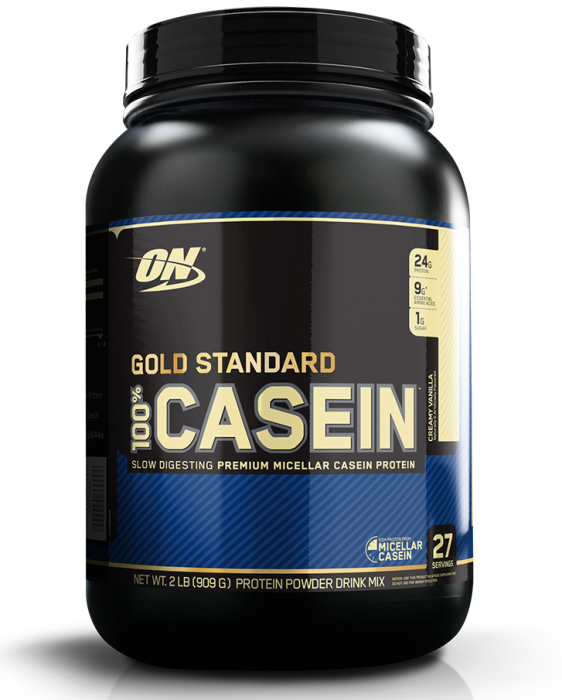 ON 100% CASEIN GOLD STD 2LB