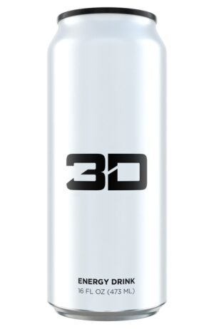 3D ENERGY DRINK 12/16OZ