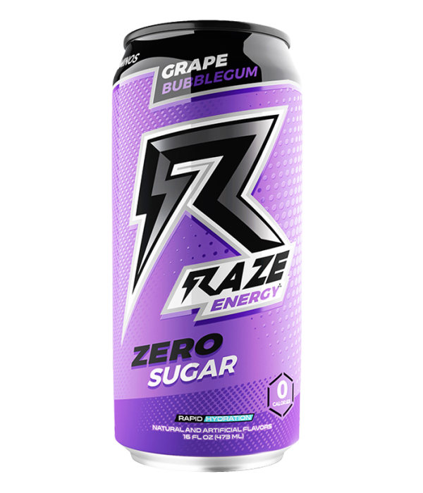 REP RAZE ENERGY 12/16OZ