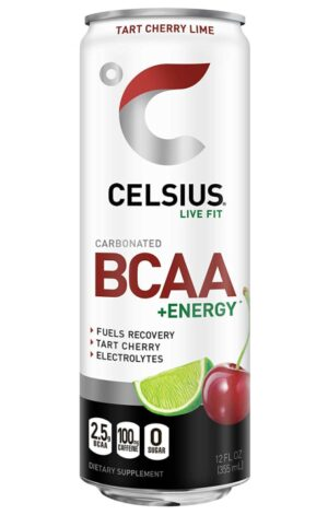 CELSIUS BCAA + ENERGY 12/12OZ