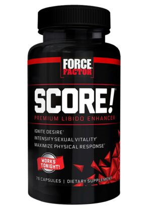 FORCE FACTOR SCORE! 76CT